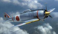 Hasegawa - Nakajima KI44-II Hei Shoki Tojo