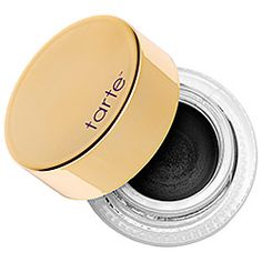 Tarte - Clay Pot Waterproof Liner  #sephora. Goes on dark, bold, and Matte. And never dries out!
