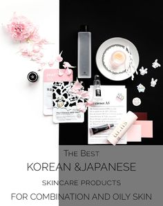"""Following the huge success of my """"best Korean products for troubled skin"""" blog post, I decided to write a new version. This one is a little different as it also contains Japanese products, and is mostly based on my own failures and successes. The routine, step by step Cleansers Product hype comes and goes, yet…"""