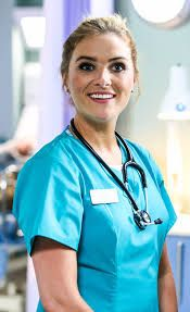 Born: September 26th 1991 ~ Chelsea Halfpenny is an English actress, best known for her role in the ITV soap opera Emmerdale, as Amy Wyatt and as Alicia Munroe in BBC medical drama Casualty.