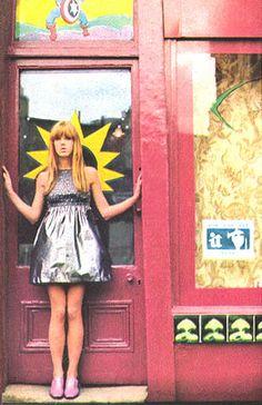 Jenny Boyd, 1966.