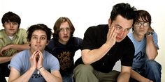 If Conor Oberst's bar is indeed open by August, here's yet another reason to road trip to Omaha, Nebraska: He's reuniting with his old punk/hardcore-tinged band, Desaparecidos, for the Maha Music Festival on August 11, as the Omaha World-Herald reports. The band only released one album, Read Music/Speak Spanish, on Saddle Creek in 2002, before breaking up. Other bands slated to play Maha include Garbage, Icky Blossoms, and Josh Rouse.