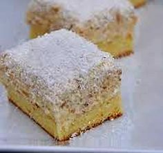 Hungarian Desserts, Cake Bars, Vanilla Cake, Cheesecake, Muffin, Food And Drink, Cooking Recipes, Cupcakes, Yummy Food