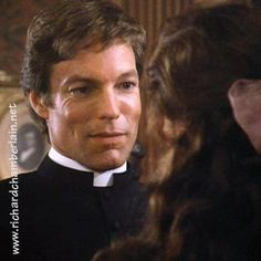 Richard Chamberlain - Shogun, The Thorn Birds, The Three Musketeers, before Damon as Bourne...