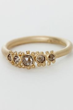 Five diamond ring - Ruth Tomlinson