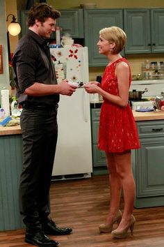 chelsea kane in baby daddy, whoever does her wardrobe and hair is a genius Baby Daddy Tv Show, Chelsea Kane, Short Styles, Everything Baby, Best Couple, Work Attire, Hair Inspiration, Hair Inspo, Gossip Girl