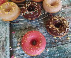 Sweet Life, Doughnut, Breakfast Recipes, Sweets, Food, Dolce Vita, Gummi Candy, Candy, Essen