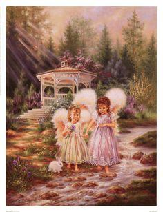 Os Anjos do Senhor sempre estão conosco. Deus sempre coloca seus Anjos à frente de você. Aonde quer que vá e quaisquer que sejam suas tarefas, você tem a orientação poderosa dos Anjos do Senhor. Permaneça em constate comunicação com eles. Ande com eles