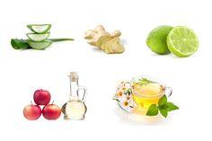 5 remédios caseiros para tratar o refluxo