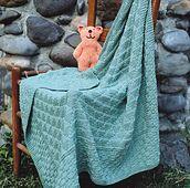Ravelry: Heritage Blanket pattern by Annie Dempsey