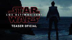 Primer Teaser Tráiler en español de Star Wars: Los últimos Jedi - #Jedi, #StarWars, #Trailer
