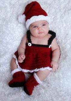 :) crochet baby