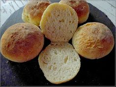 Recipes, bakery, everything related to cooking. Gluten Free Breakfasts, Gluten Free Recipes, Bread Rolls, Paleo, Egg Free, Reggio, Free Food, Dairy Free, Bakery
