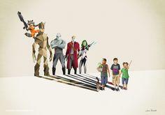 de-nouveaux-dessins-d-enfants-avec-des-ombres-super-hero-par-jason-ratliff-5-gardien-galaxie