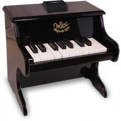 Sort, lille Klaver fra franske Vilac