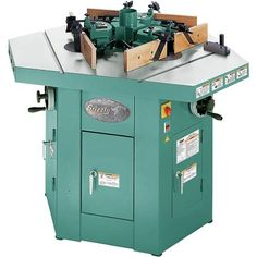 Shop our G9933 - Three Spindle Shaper at Grizzly.com