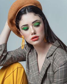 "Bea Galimba on Instagram: ""💚💛🧡 Model • @anne_dfonseca of @elite_manila  Photography • @plipfilms  Styling • @jacquelinejala  Makeup • @itsbeagalimba  Hair •…"" Manila, My Works, Makeup, Model, Hair, Photography, Instagram, Fashion, Make Up"