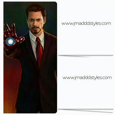 Right now on ( www.jmadddstyles.com ) Fashionable Civil War, are you team Cap style or team Stark style..??..