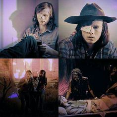 "Carl Grimes ~ Season 8 Episode 8 ""How It's Gotta Be"" ~ The Walking Dead"