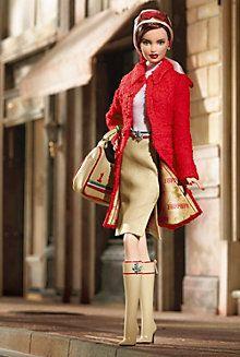 <em>Ferrari</em> Barbie®Doll