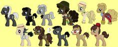 Pony doctors