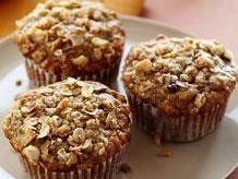 Božské muffiny bez múky (12ks)