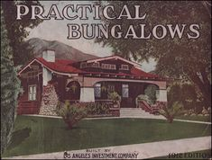 Bungalow House Plans featuring Craftsman Style Bungalow Home Designs