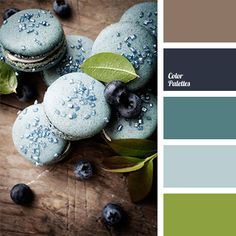 Beautiful, bright colours of this palette will look good in a style of modern. You can create bold and unexpected solutions with their help..
