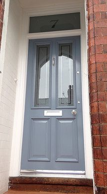 Grand Victorian - wooden front doors you'll love