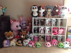 A way to store your beanie boos!