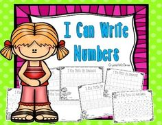 I created this set of printables for my kinders to use as they are learning to write their numbers. I created this set for all different levels of learners by including tracing and writing to various distances up to 100. Enjoy!