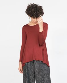 Image 2 of A-LINE TOP from Zara