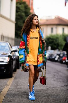 Chicest Street Style Straight From Milan