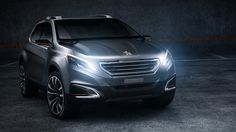 Peugeot Urban Crossover http://www.autorevue.at/aktuell/peugeot-urban-crossover-peking-2012-news.html