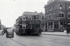 Finsbury Park, Seven Sisters Road 1938