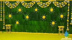 Engagement Stage Decoration, Naming Ceremony Decoration, Wedding Hall Decorations, Desi Wedding Decor, Marriage Decoration, Backdrop Decorations, Flower Decorations, Wedding Mandap, Wedding Receptions