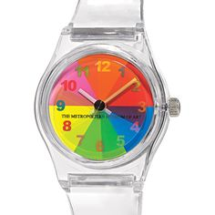 The Metropolitan Museum of Art Color Magic® Kids Watch - Children's Watches - Watches - The Met Store