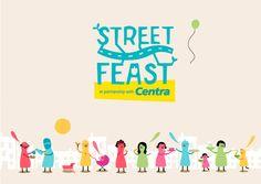 Street Feasts around Ireland on Sunday 23 June 2013