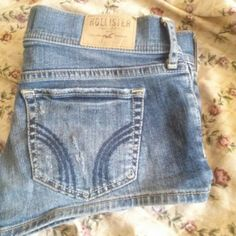 Hollester shorts Size 3 worn a couple times Hollister Other