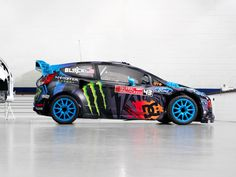 Ken block's hoonigan racing division ford fiesta shows off, With gymkhana six already online for a few months now drift king ken block is gearing up for a nbsp , car news by top speed. Description from shortnewsposter.com. I searched for this on bing.com/images