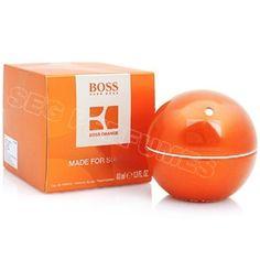 Perfume Importado Hugo Boss In Motion Orange Summer Masculino. visite nosso site : http://www.segperfumesimportados.com/loja/hugo-boss