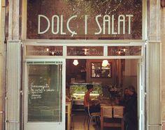 Dolç & salat. C/General Alvarez de Castro 5/7 El born.  www.lecucinemadarosso.com