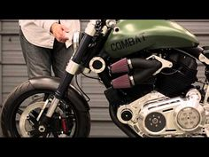 Cool Hunting Video: Confederate Motorcycles - Cool Hunting