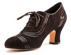 """American Duchess: Giveaway: """"Claremont"""" 1930s Oxfords! Enter before September 16, 2013"""