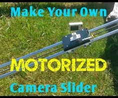 The goal of this project is to allow someone to build their own motorized camera slider. Motorized camera sliders found online are expensive and often...