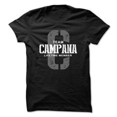 Nice CAMPANA - Never Underestimate the power of a CAMPANA
