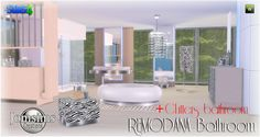 Sims 4 CC's - The Best: Bathroom by Jomsims