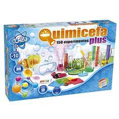 Juguete QUIMICEFA PLUS Precio 36,86€ en IguMagazine #juguetesbaratos
