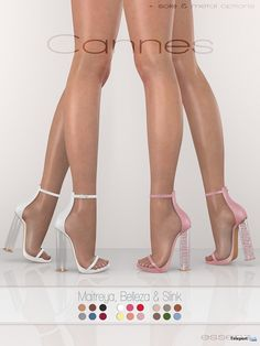 Cannes Heel 18 Colors Fatpack June 2018 Group Gift by Essenz.-Cannes Heel 18 Colors Fatpack June 2018 Group Gift by Essenz Sims 4 Male Clothes, Sims 4 Clothing, Sims 4 Mm Cc, Sims Four, Sims 4 Mods, Sims 4 Game Mods, Vêtement Harris Tweed, Sims 4 Collections, The Sims 4 Packs