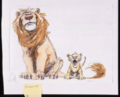 Disney Concept Art to Brighten Your Day